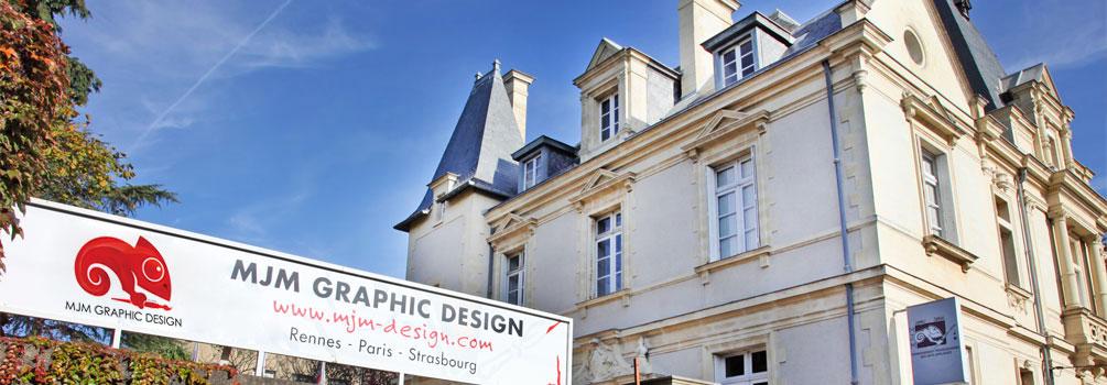 Mjm Graphic Design Rennes