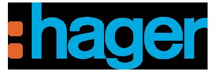 Resultado de imagem para hager logotipo