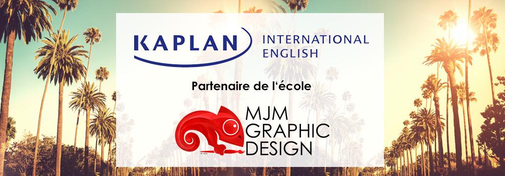Cursus international programme international mjm en partenariat avec kaplan poursuite d - Mjm graphic design rennes ...